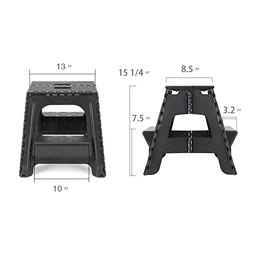 Safe Step Stools For Seniors For Home Kitchen Bath And