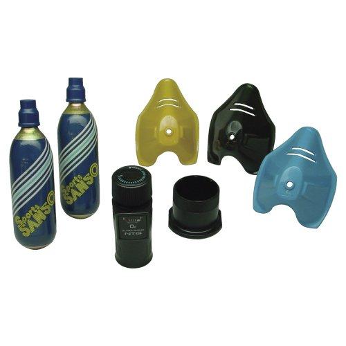 スポーツ酸素DX DX 410080007【1組単位】(23-7391-00)   B01KDPPF1A