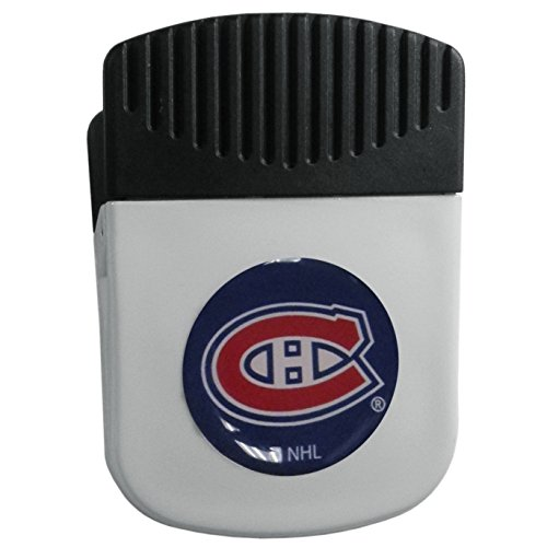 Siskiyou NHL Montreal Canadiens Chip Clip Magnet