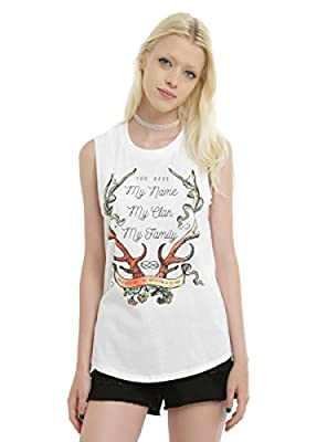 Outlander The Wedding Girls Muscle Top