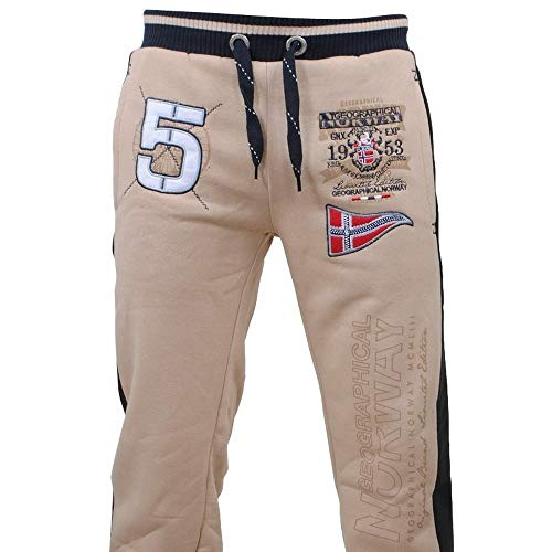 Geographical Jogging Jogging Norway Beige Mantibe Geographical Norway Mantibe Geographical Beige qFaqrSw