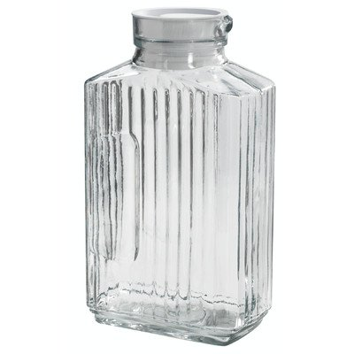 64 ounce glass pitcher - 7