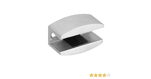 Bumper de tope para puerta de piso de repuesto de bajo de guía de acero inoxidable 304 para puertas de cristal Correderas sin marco: Amazon.es: Bricolaje y herramientas
