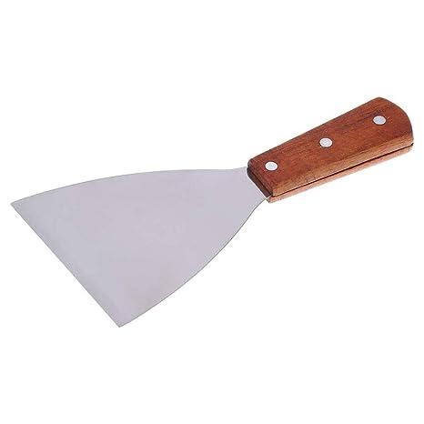 BINGMAX - Espátula triangular para repostería de pizza y ...