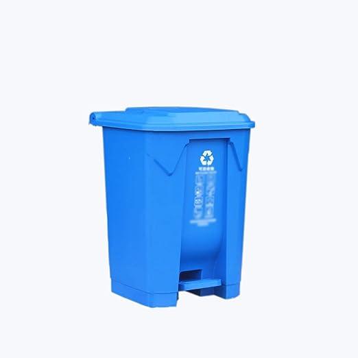 LSHWHT Cubos de Reciclaje Gruesa Cubo de Basura, el Teatro del ...