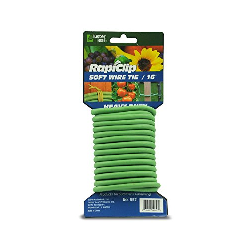 Luster Leaf Rapiclip Heavy Duty Soft Wire Tie ()