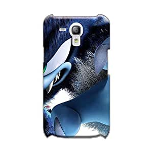 Scratch Protection Hard Cell-phone Case For Samsung Galaxy S3 Mini (jGN3950hAhF) Customized Fashion Evil Sonic The Hedgehog Pattern