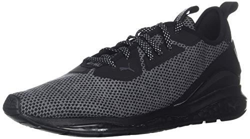 PUMA Men's Cell Ultimate Descend Sneaker, Black-Iron gate, 8 M US