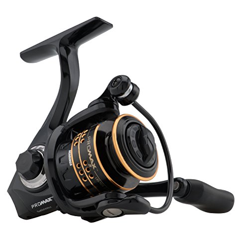 Abu Garcia Pro Max Spinning Reel with 30 5.2:1 Gear Ratio 7 Bearings 29