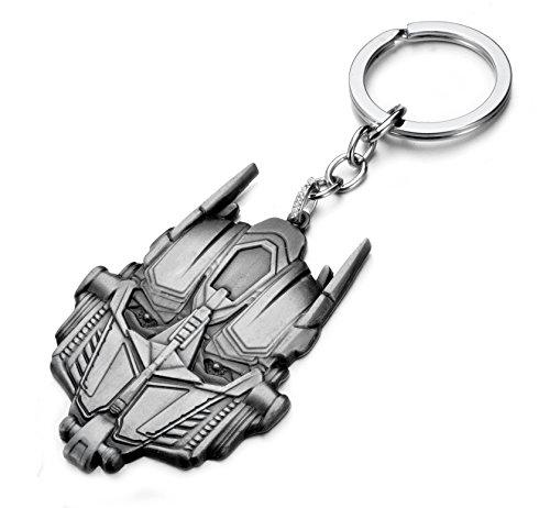Optimus Prime Ring (REINDEAR Transformers Optimus Prime Metal Mask Keychain)