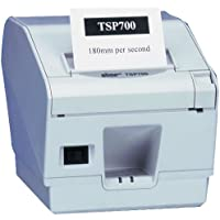 New STARMICRON 39442310 New STAR MICRONICS TSP743IID-24 GRY THERMAL PRINTER 2 COLOR-181