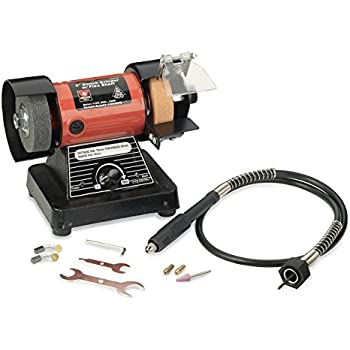 Neiko 10207a 3 Quot Mini Bench Grinder And Polisher With