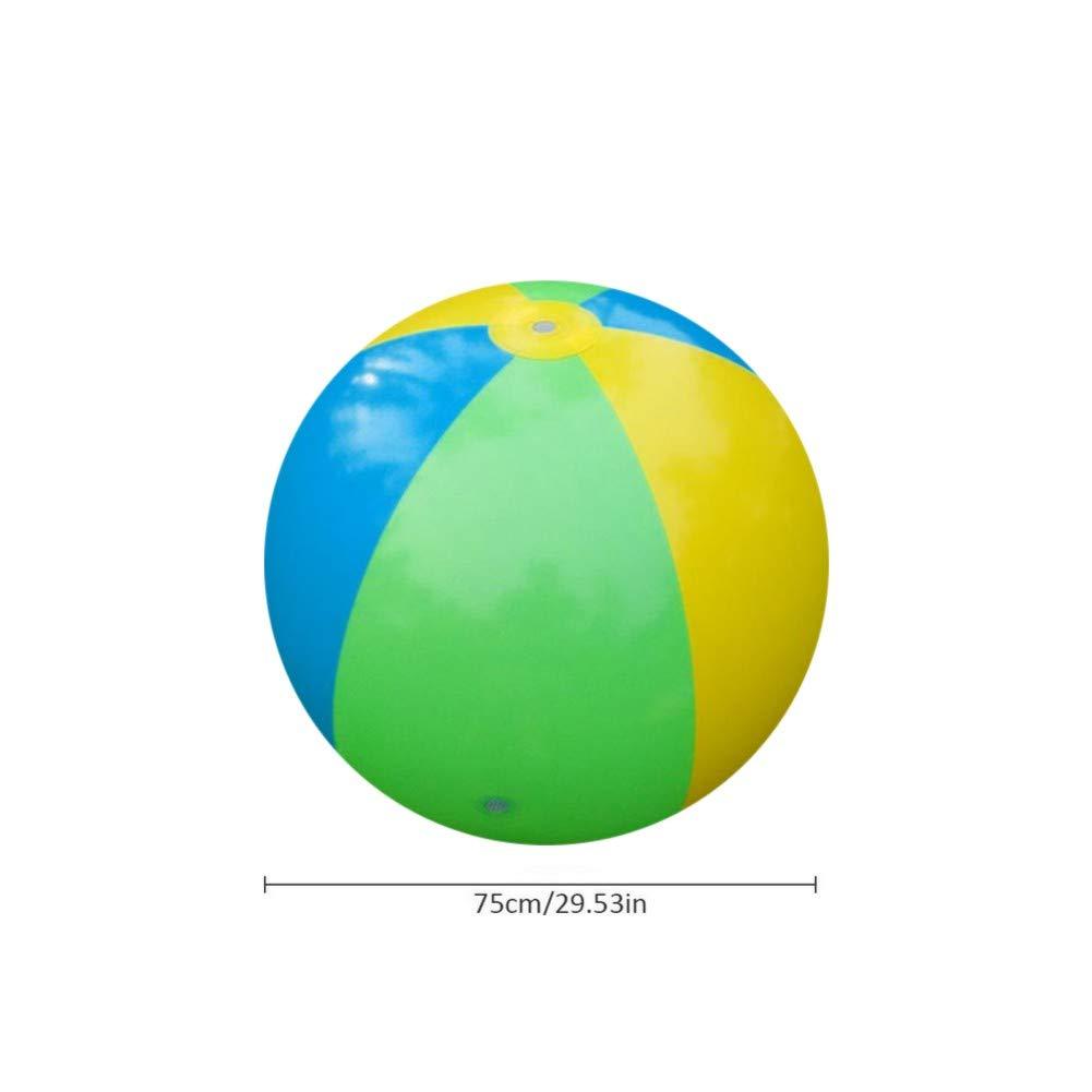 Leezo - Bola hinchable de agua para niños y piscinas de verano ...