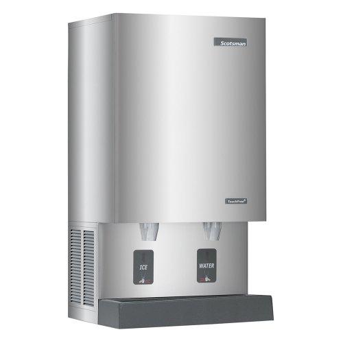 Scotsman Ice Machines Dispensers - Scotsman Countertop Nugget Ice Machine Dispenser MDT5N40W-1H 525 lbs