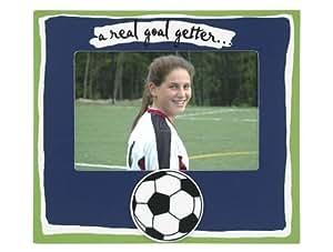 A REAL GOAL GETTER Soccer frame by Malden Design® - 4x6