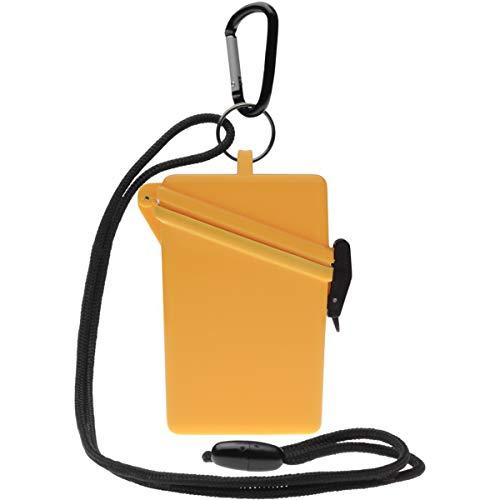 WITZ Keep it Safe Waterproof Sports Case, Yellow