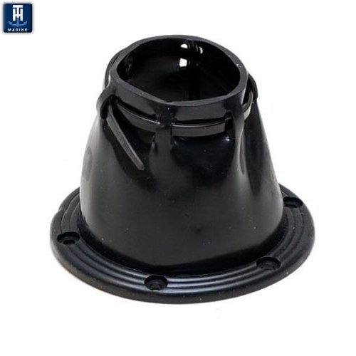 T-H Marine CB-1-DP Cable Boot - Black, ()
