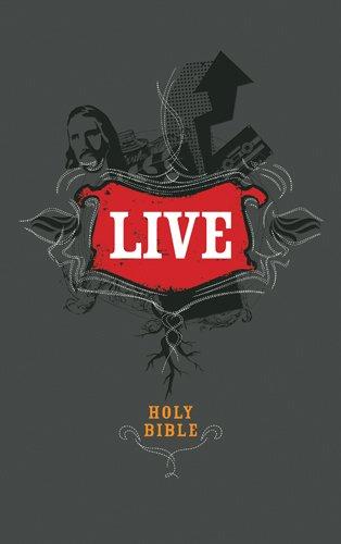 Live NLT Teen Bible