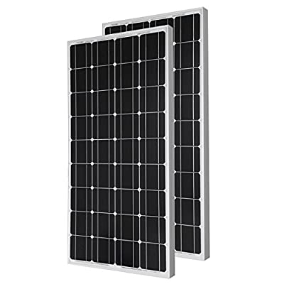 Best Cheap Deal for HQST 100 Watt 12 Volt Monocrystalline Solar Panel ... from HQST - Free 2 Day Shipping Available