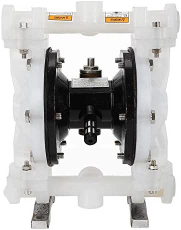 Air-Operated Double Diaphragm Pump,No Need to Use Electricity, QBY-15PP