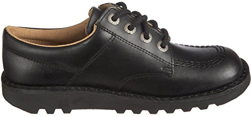 Lo Unisex Up Lace Core 44 Kick Kickers Leather School Black Shoes qRwZWPxn