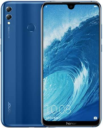 Huawei Honor 8X MAX 128 GB – Dual SIM [Android 8.1, 7.12