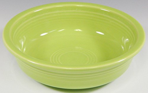 - Homer Laughlin China FIESTA-CHARTREUSE Coupe/Soup Bowl EXCELLENT