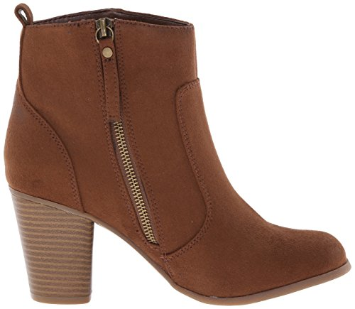 Madden Boot Fabric Girl Dudetee Cognac vrZqv