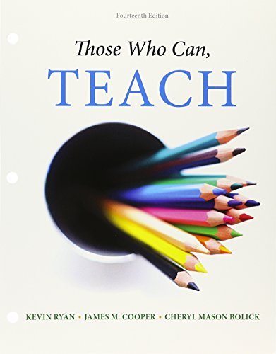 Those Who Can,Teach (Loose) W/Access