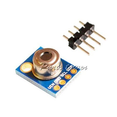 Cheap Parts tower GY-906 MLX90614ESF New MLX90614 Contactless Temperature Sensor Module