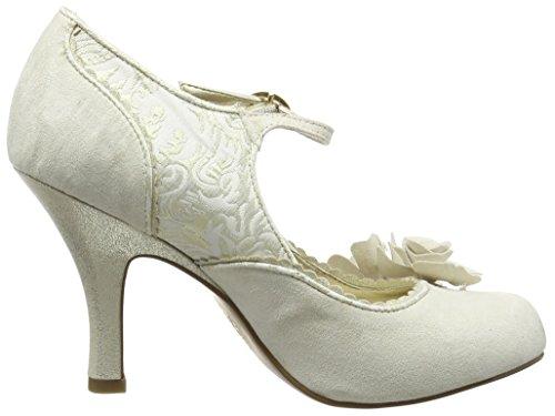 Scarpe Da Donna Emily Mary Jane Di Ruby shoo Crema / Oro
