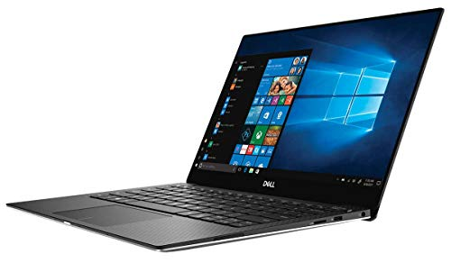 "2018 Dell XPS 13 9370 Laptop - 13.3"" TouchScreen InfinityEdge 4K UHD (3840x2160), 8th Gen Intel Quad-Core i7-8550U, 512GB PCIe SSD, 16GB RAM, ThunderBolt 3, BackLit Keys, 1 Yr Office 365, Windows 10"
