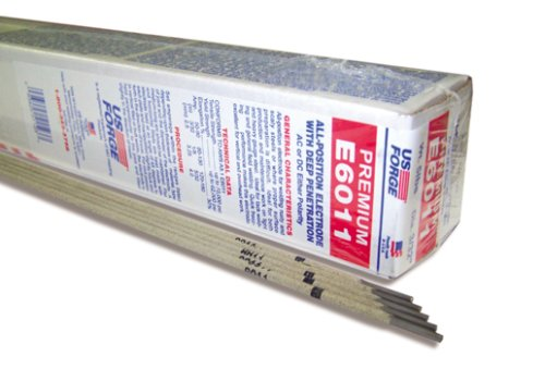 US Forge Welding Electrode E6011 3/32-Inch by 14-Inch 5-Pound Box #51123