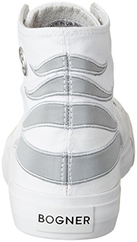 Bogner Damen New Jersey Lady 1 High-Top Weiß (White)