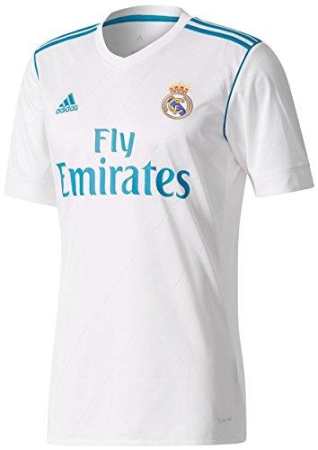 個人十脆いadidas(アディダス) レアル?マドリード ホームユニフォーム 2017/18 Real Madrid Home Shirt 2017/18 [並行輸入品]