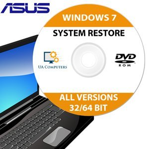 asus laptop recovery software
