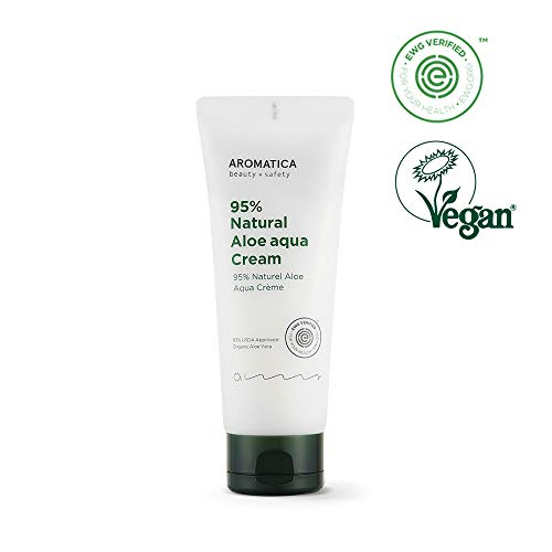AROMATICA Natural Aloe Aqua Cream product image
