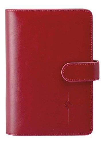 Gotteslobhülle Leder, rot