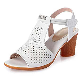 Moda Idhbw29eey Prettyzapatos Mujerverano Sandalias De Medio Tacón Kphy mwv80Nn