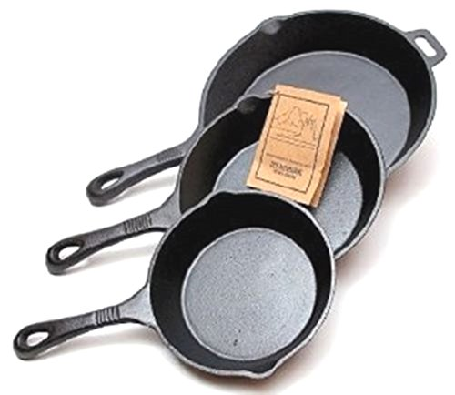 copper cookware series set 7 pc - 3