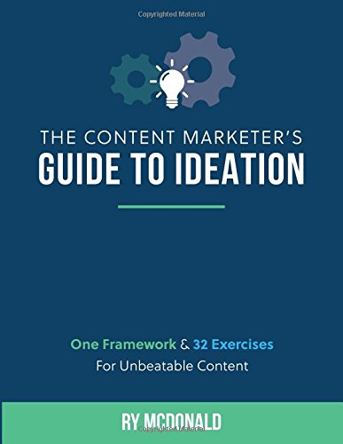 Content Marketers Guide Ideation Unbeatable product image