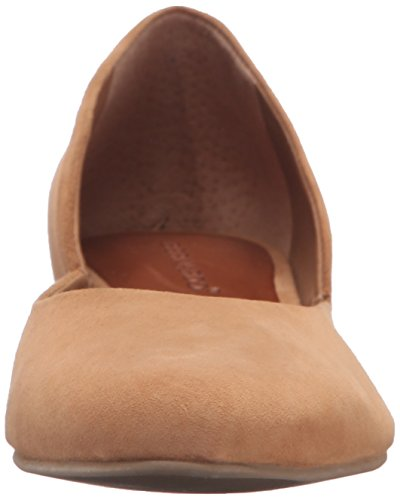 Women's Camel Nakita Bernardo Flat Ballet gzUnvqTxwA