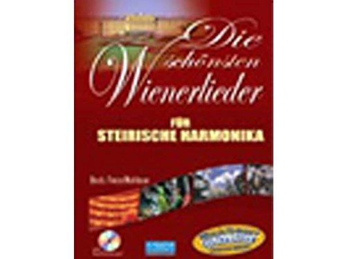 Die schönsten Wienerlieder für steirische Harmonika Musiknoten – 1. Januar 2001 Michlbauer Florian Michlbauer GmbH B00006M1US
