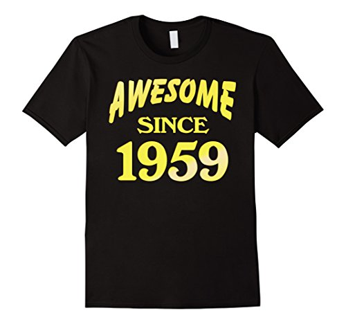 Birthday Shirt Awesome since 1959 Gifts 59 Years Old