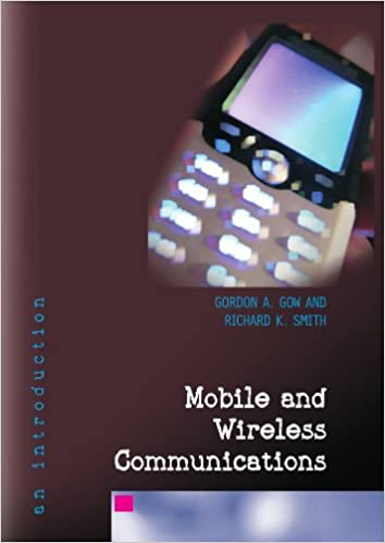 Mobile And Wireless Communications: An Introduction