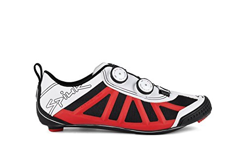 Pragma Triathlon Rojo Blanco Spiuk Zapatillas Unisex Bw5xdZZq