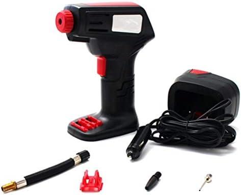 RJQ Digital Compressor Digital Tyre Inflator Cordless Handheld Air Compressor Automatic Pump 6.22