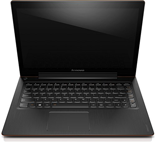 Vorschaubild Lenovo U330Touch 33,8 cm (13,3 Zoll HD LED) Ultrabook (Intel Core i3 4030U, 1,9GHz, 8GB RAM, 500GB HDD, Intel HD, Touchscreen, Win 8.1) orange