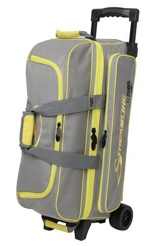 Storm Streamline 3 Ball Bag Black/Grey/Yellow by Storm