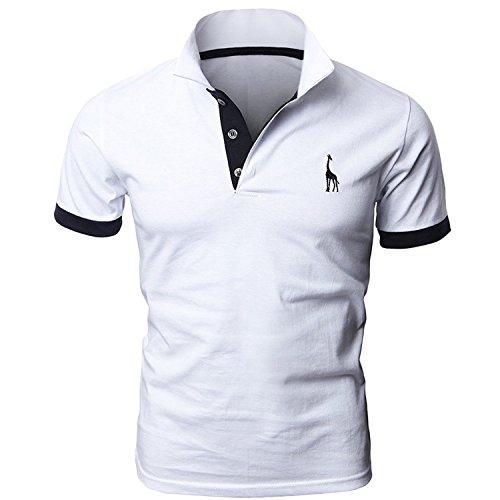 ポロシャツ ゴルフ 半袖ポロシャツ メンズ 吸汗速乾 ポロシャツ 男性用 クールビズ